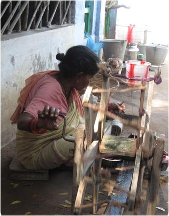 Kalamkari Work